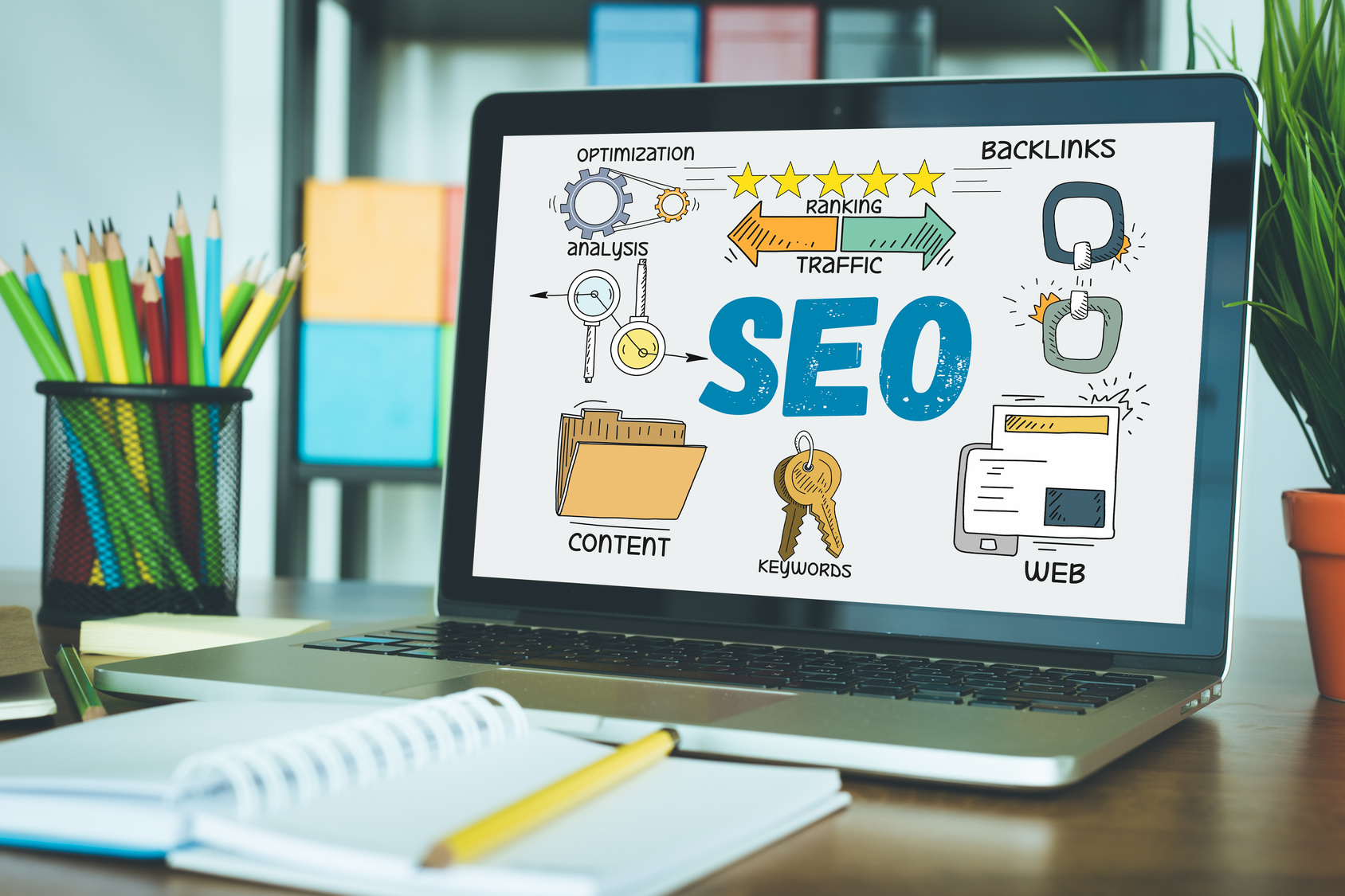 Professional SEO Marketing Company