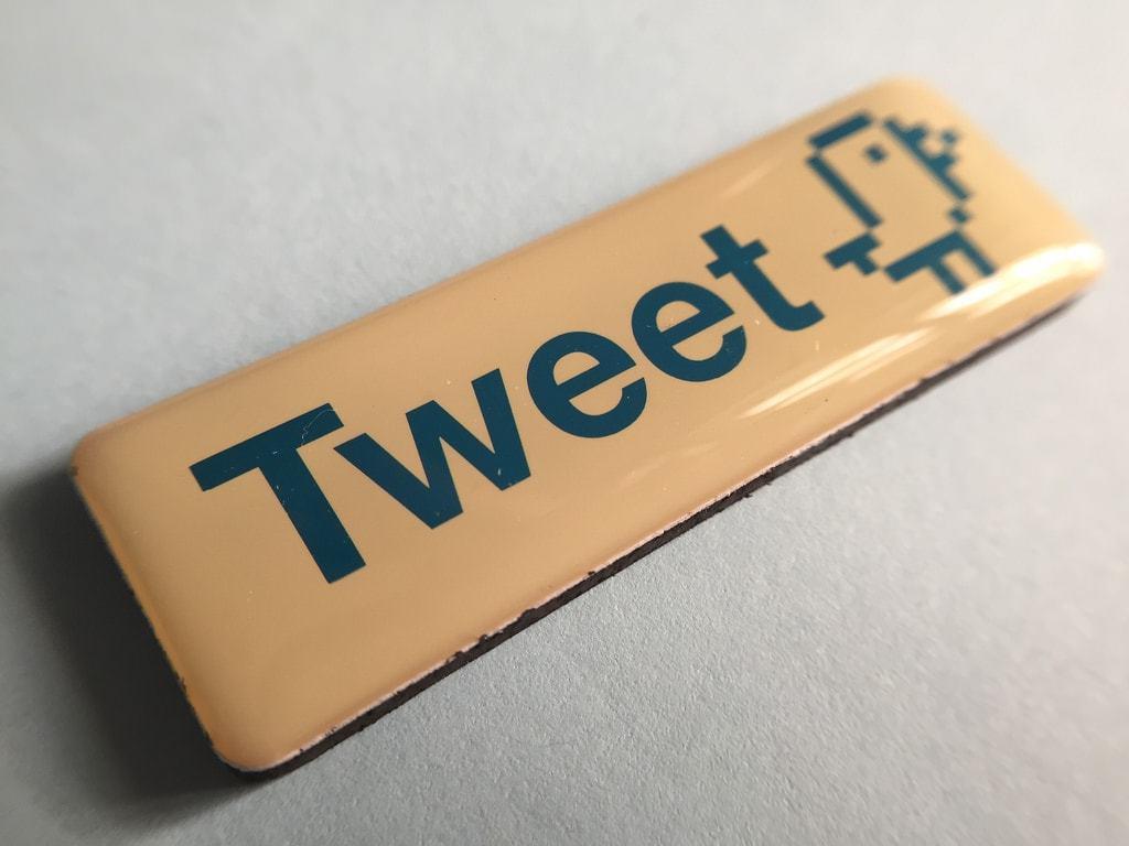 Many followers in twitter